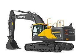 Ny Volvo EC300EL 30 Ton