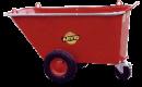 Städ o verktygsvagn 400 liter med lyftöglor