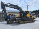 Grävare Volvo ECR235EL