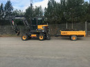 Hjulgrävare Volvo EW60