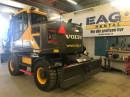 Hjulgrävare Volvo EWR150E