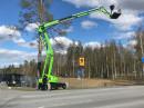 Bomlift vikbom 21 meter 4x4 Hybrid