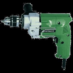 Handborrmaskin, Hitachi D13V (karmdragare)