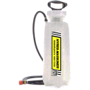 Vattentrycktank, manuell för motorkapar