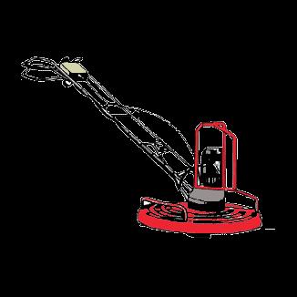 Glättningsmaskin, Dynapac BG33, 850 mm