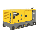 Elverk, Atlas Copco QAS20, 20 kVA