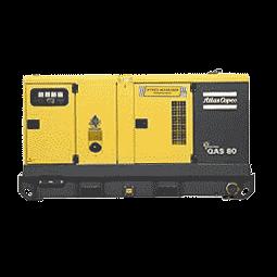 Elverk, Atlas Copco QAS48, 48 kVA