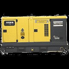 Elverk, Atlas Copco QAS100, 100 kVA
