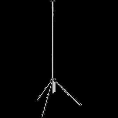 Stativ för strålkastare, ställbart 1,65-2,25 meter