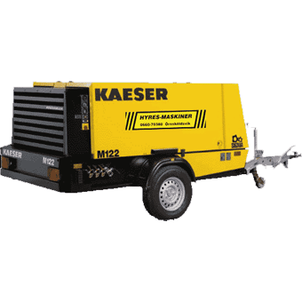 Kompressor, Kaeser M122