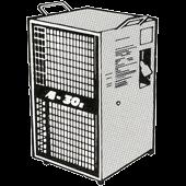 Luftavfuktare med värme
