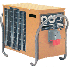 Elvärmare Combac, 380 V 5-10 kW