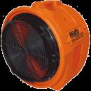 Ventilationsfläkt, 7760 kbm/timme