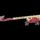 Bomlift rakbom 20,3 meter 4x4 Hybrid
