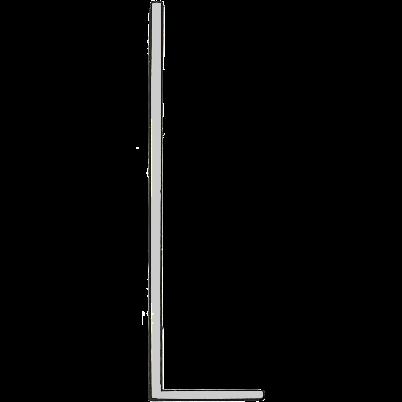Elementstolpe för stängsel