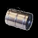 Skarvrör med klammer 51 mm